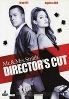 Mr. & Mrs. Smith (2005) (Director's Cut, 2 DVDs)