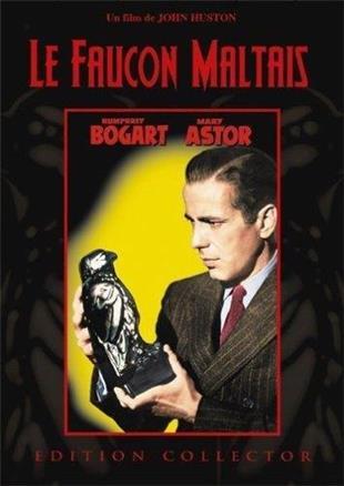 Le faucon maltais (1941) (Collector's Edition, 2 DVDs)