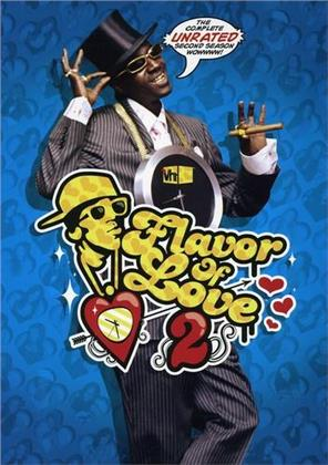 Flavor of Love - Season 2 (Unrated, 3 DVD)
