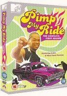 MTV: Pimp my ride - Saison 1 (3 DVD/Repackaging)
