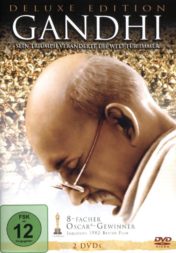 Gandhi (1982) (Deluxe Edition, 2 DVD)