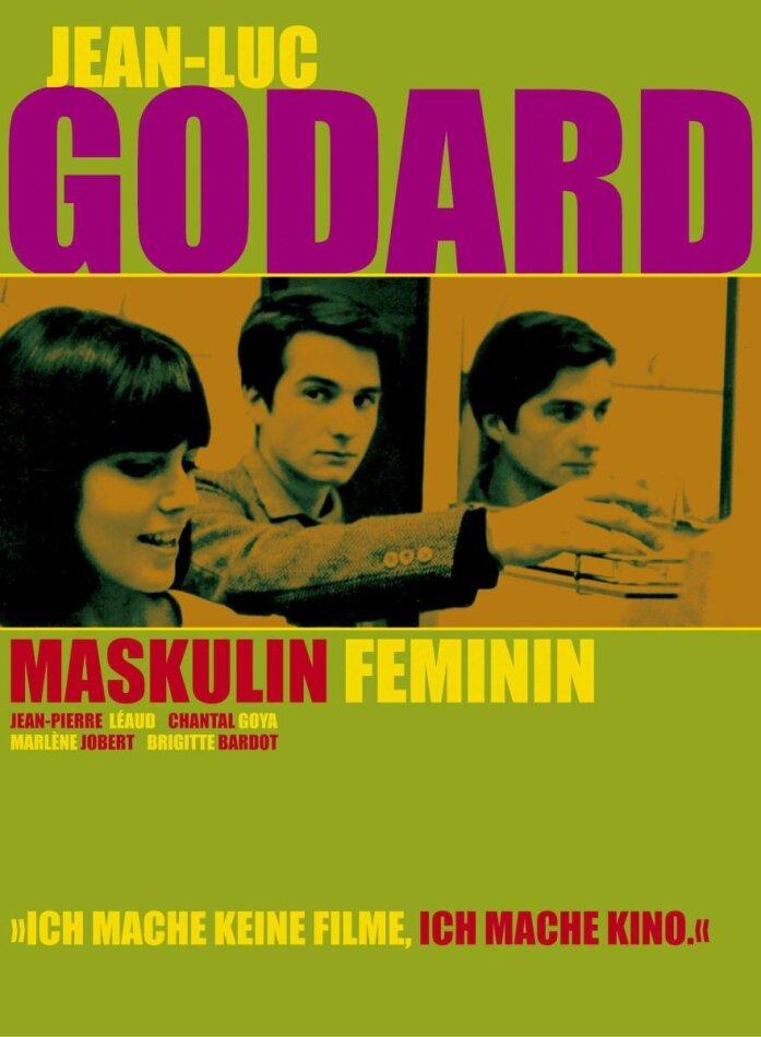 Maskulin Feminin (1965)