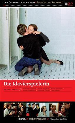 Die Klavierspielerin (2001) (Der Österreichische Film, Digibook)