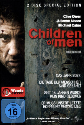 Children of Men (2006) (Special Edition, 2 DVDs)