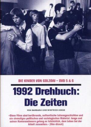 Drehbuch: Die Zeiten, 1992 - Die Kinder von Golzow 5 & 6 (2 DVDs)