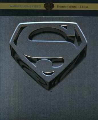 Superman Ultimate (Collector's Edition, Limited Edition, 14 DVDs + Buch)