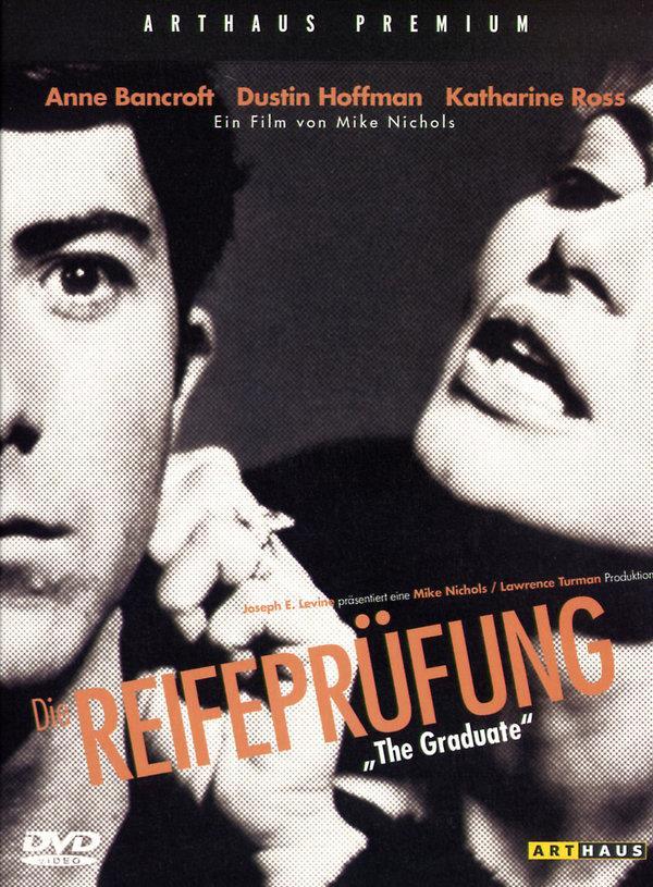 Die Reifeprüfung (1967) (Arthaus Premium, 2 DVDs)