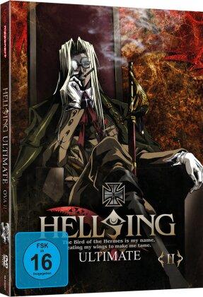 Hellsing - Ultimate OVA 2 (Re-Cut - Mediabook)