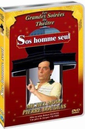 Sos homme seul (Collection Au Théâtre)