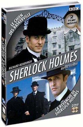 Sherlock Holmes - La revanche de S. H. / Le chien des Baskerville (2 DVDs)