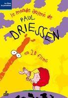 Paul Driessen (Cofanetto, 2 DVD)