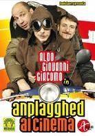 Anplagghed al cinema - Aldo, Giovanni & Giacomo