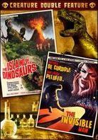 The Island of the Dinosaurs / The new invisible man (2 DVDs)