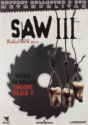 Saw 3 (2006) (Collector's Edition, 2 DVD)