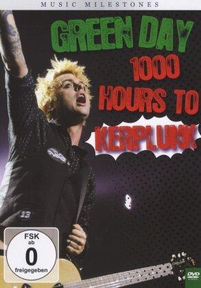 Green Day - 1000 hours to kerplunk (Milestone)