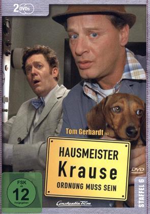Hausmeister Krause - Staffel 6 (2 DVDs)