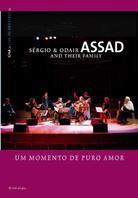 Assad Sergio & Odair And Their Family - Um momento de puro amor