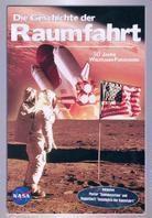 Nasa - Die Geschichte der Raumfahrt (Steelbook, 3 DVDs)