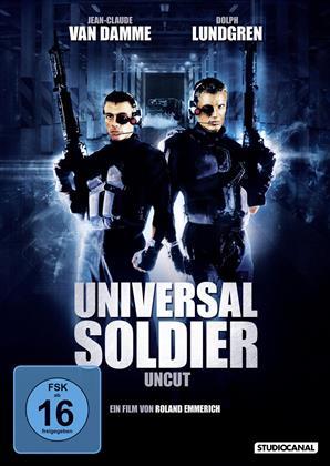 Universal Soldier (1992) (Uncut)