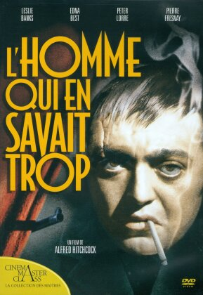L'homme qui en savait trop (1934) (Cinema Master Class, s/w)