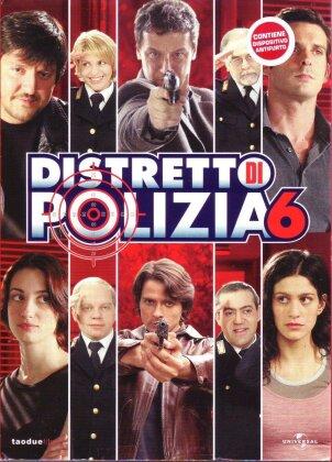 Distretto di polizia - Stagione 6 (6 DVD)