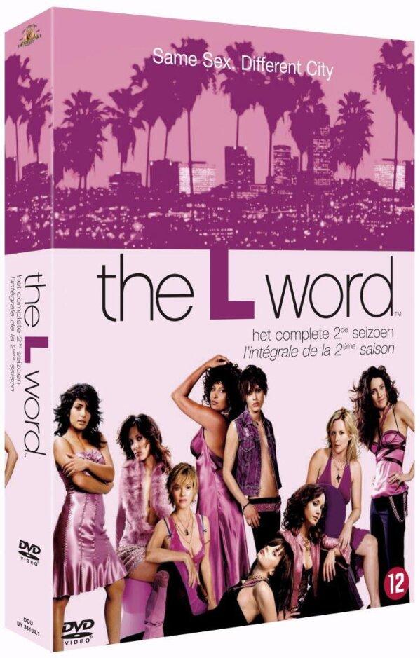 The L-Word - Saison 2 (4 DVDs)