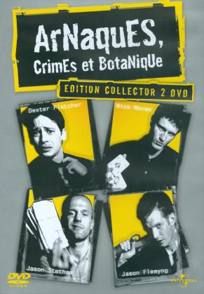 Arnaques, Crimes et Botanique (1998) (Collector's Edition, 2 DVDs)