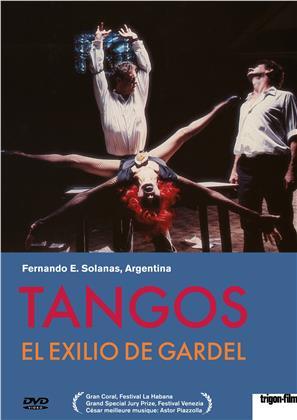 Tangos - El exilio de Gardel