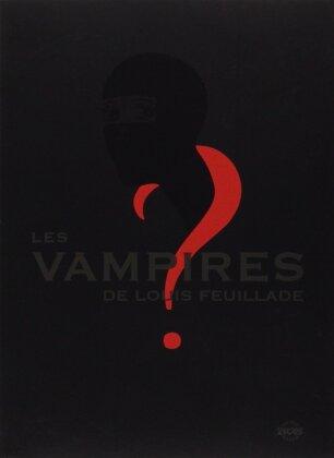 Les Vampires (1915) (s/w, 4 DVDs)