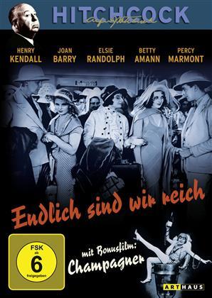 Endlich sind wir reich (1932) (Arthaus, s/w)