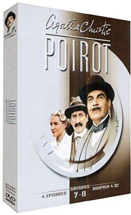 Hercule Poirot - Saisons 7 & 8 (4 DVDs)