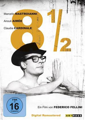 8 1/2 (1963) (Arthaus, Remastered)