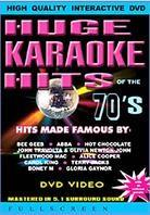 Karaoke - Huge Karaoke Hits 70`s