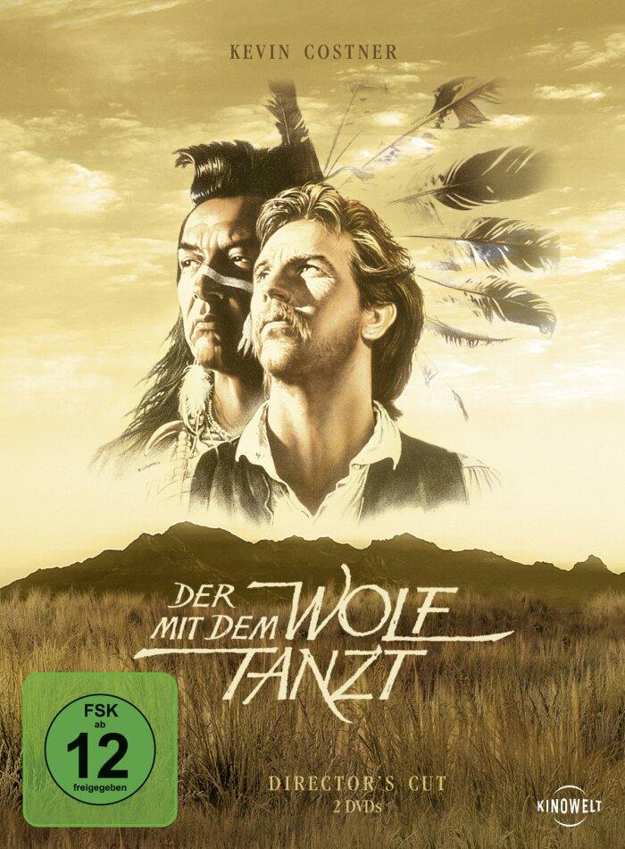 Der mit dem Wolf tanzt (1990) (Director's Cut, 2 DVDs)