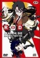 R.O.D. (Read or die) - L'intégrale (Deluxe Edition, DVD + CD)