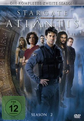 Stargate Atlantis - Staffel 2 (5 DVDs)