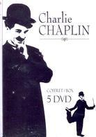 Charlie Chaplin - Coffret (Limited Edition, 5 DVDs)