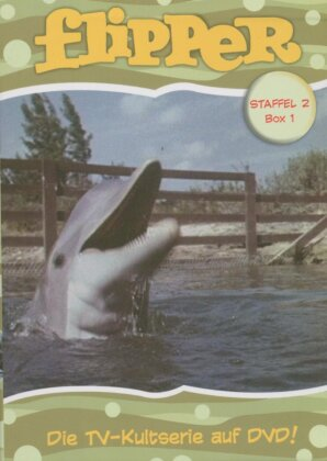 Flipper - Staffel 2, Box 1 (2 DVDs)