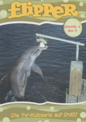 Flipper - Staffel 2, Box 3 (2 DVDs)