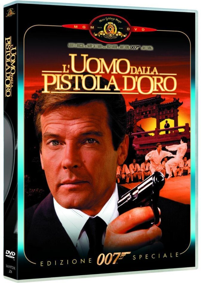 James Bond: L'uomo dalla pistola d'oro (1974)