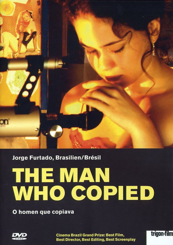 The man who copied / Sandwich (Trigon-Film)
