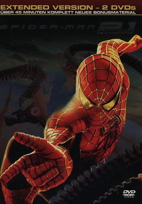 Spider-Man 2.1 (Extended Edition, Steelbook, 2 DVDs)