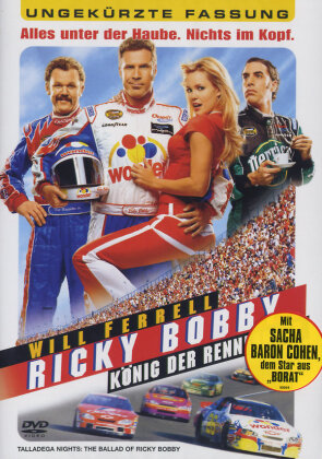 Ricky Bobby - König der Rennfahrer (2006) (Uncut)