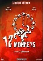12 Monkeys (1995) (Limited Edition, Steelbook)