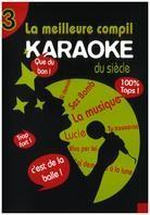 Karaoke - La meilleure compil Karaoke du siècle vol. 3