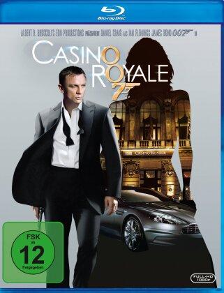 James Bond: Casino Royale (2006)