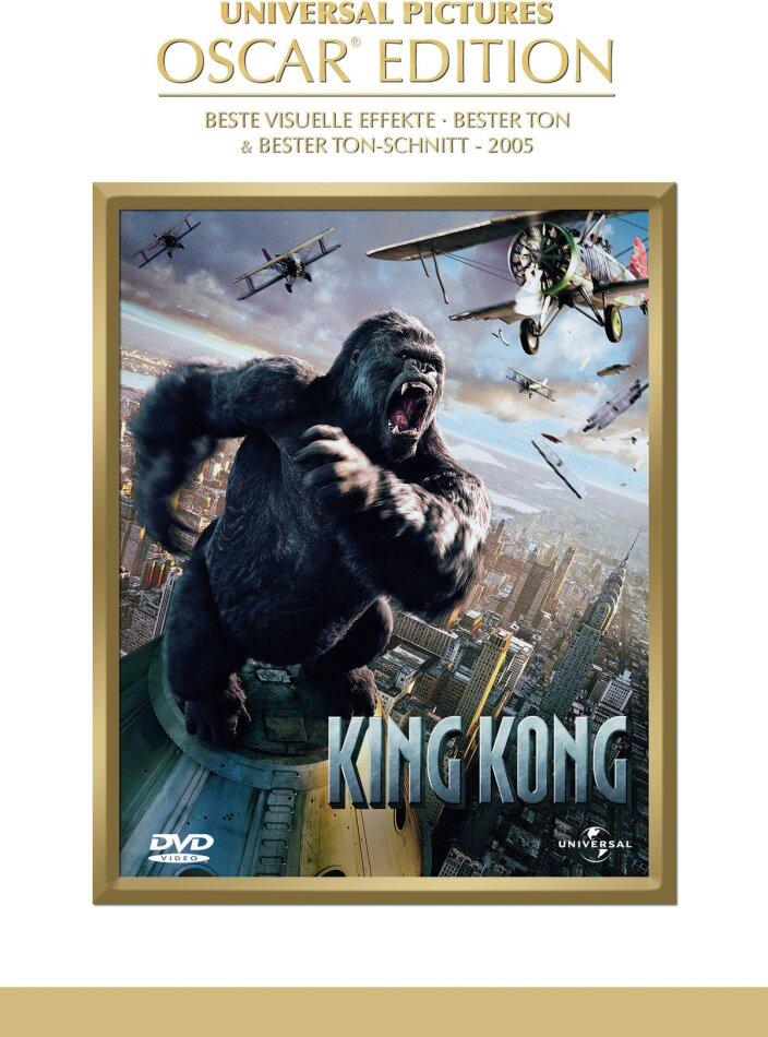 King Kong (2005) (Oscar Edition)