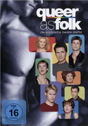 Queer as folk - Staffel 2 (5 DVDs)