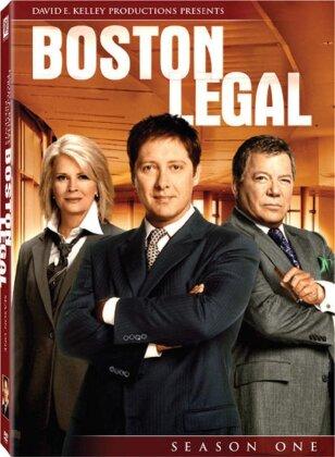 Boston Legal - Stagione 1 (6 DVD)