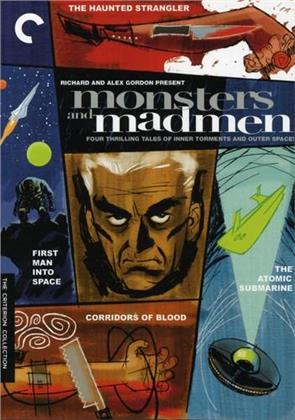 Monsters and Madmen (Criterion Collection, 5 DVDs)